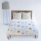 Jennifer Denty Clouds Duvet Cover Collection