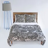 Valentina Ramos Doodles Duvet Cover Collection