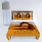 Anderson Design Group Arches Duvet Cover Collection