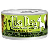 Kauai Luau Succulent Chicken on Brown Rice Wet Dog Food