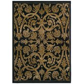 International First Lady Via Verde Old Republic Black Rug