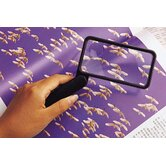 Everyday Essentials Folding Rectangular Magnifier