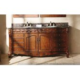 "Tanya 72"" Double Bathroom Vanity"