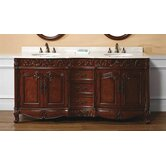 "Baymount 72"" Double Bathroom Vanity"