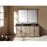 "Genna 71"" Double Bathroom Vanity"