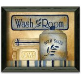 Wash Room Art Print Wall Art