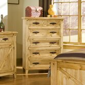 Bear Creek 6 Drawer Chest