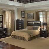 Metropolitan Headboard Bedroom Collection