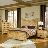 Bear Creek Panel Bedroom Collection