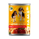ProActive Health Wet Dog Food with Chicken and Beef in Gravy (12.3-oz,case of 12)