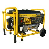 3500 Watt Portable Generator With Wheel Kit