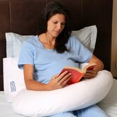 Snoozer® Goose Down Filler Upper Body Pillow with Pillowcase