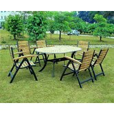 Maddox 7 Pieces Dining Set