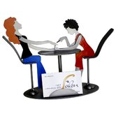 Desk Accessory Manicurist Business Card Holder