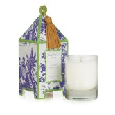 Classic Toile Lavande Provencale Pagoda Candle