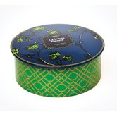 Jardin Chinese Peony 3-Wick Tin Candle