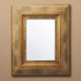 Juan Golden Wall Mirror