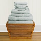 Zenith 8-Piece Towel Set