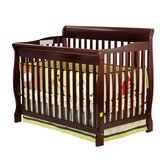 Ashton 4 in 1 Convertible Crib in Cherry