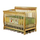 Ashton 4 in 1 Convertible Crib in Natural