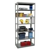 DuraTech Shelving Heavy-Duty Pass-Through Type Individual Unit with 7 Shelves