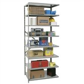 Hi-Tech Open Type Adder Unit with 8 Shelves