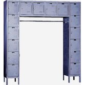 Premium Locker 16 Person (Assembled)