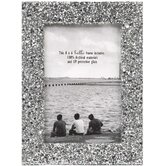 Vegas Glitter Photo Frame