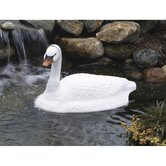 Floating Swan Decoy