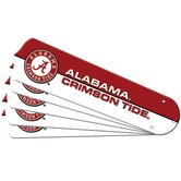 NCAA TeamFanz 5-Blade Set for a 42&quot; Ceiling Fan (blades only)