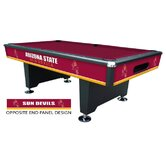 NCAA 8' Varsity Laminate Billiards Table