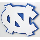 NCAA Large 3-D Metal Indoor / Outdoor Wall Art