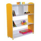 Elite Single Straight Unit with 3 Shelves