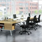 Bivi Office Workstation for Six