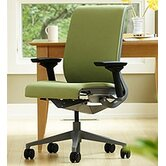 Think Mid-Back Upholstered Office Chair