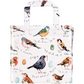 Madeleine Floyd Bird Song PVC Gusset Bag