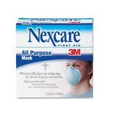 All Purpose Filter Masks, White, 5 per Box