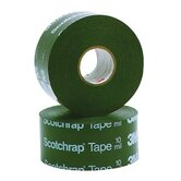Scotchrap™ All-Weather Corrosion Protection Tape 50 & 51 - 50unpr4  4x100 unprintedpipe wrap