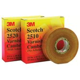 Scotch® Varnished Cambric Tapes 2510 - 2510 1x36 varnished cambric tape