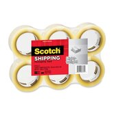 Scotch 3350 General Purpose Packaging Tape, 1.88&quot; X 54.6 Yds, 6/Pack