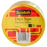 20 Yards Sunshine Yellow Duct Tape