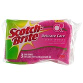 3 Count Scotch-Brite Delicate Care Scrub Sponge
