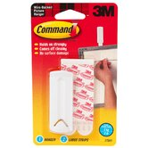 Wire Backed Picture Hanger with Command Adhesive