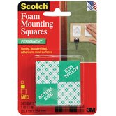 Scotch Mounting Square (24 Count)