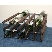 Double Depth 30 Bottle Wine Rack