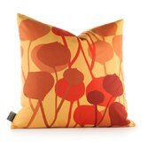 Aequorea Seedling Graphic Pillow in Sunshine
