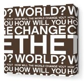 Change the World in Chocolate