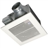 WhisperLite 110 CFM Bathroom Ceiling Fan- Energy Star Rated