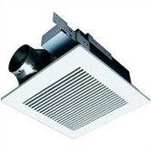 WhisperFit 110 CFM Bathroom Ceiling Fan - Energy Star Rated