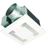 WhisperLite™ 150 CFM Ceiling Mounted Fan with Light - Energy Star